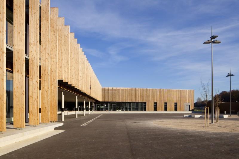 Actualit s eric poucheret architecte - Toulousaine d habitation ...