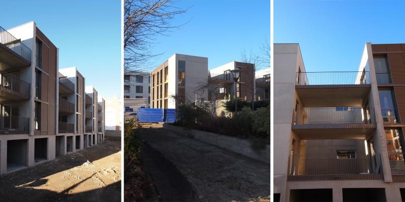 Construction de 15 logements PSLA - Coopérative Toulousaine d'habitation