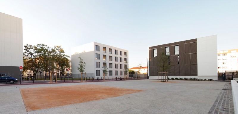 Résidence les albizias Toulouse
